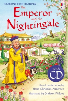 First Reading Four : The Emperor and the Nightingale, CD-Audio Book