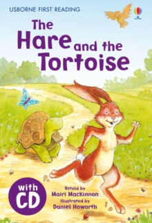 First Reading Four : The Hare and the Tortoise, Mixed media product Book