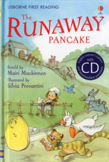 First Reading Four : The Runaway Pancake, CD-Audio Book
