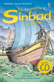 Young Reading CD Packs : The Adventures of Sinbad the Sailor, Mixed media product Book