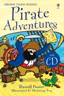 Pirate Adventures, CD-Audio Book