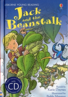 Young Reading With CD: Jack and the Beanstalk, CD-Audio Book