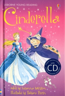 Young Reading With CD : Cinderella, CD-Audio Book
