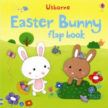 Easter Bunny Flap Book, Paperback Book