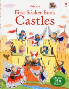 First Sticker Book Castles, Paperback Book