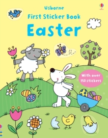 First Sticker Book Easter, Paperback / softback Book