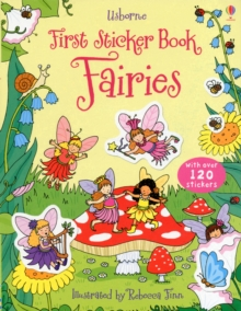 First Sticker Book Fairies, Paperback Book