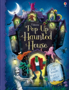 Pop-Up Haunted House, Board book Book