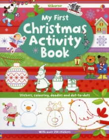 My First Christmas Activity Book, Paperback Book