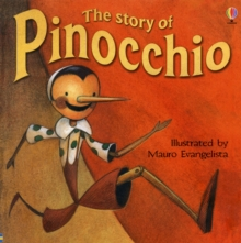 The Story of Pinocchio, Paperback Book