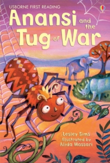 Anansi and the Tug of War, Hardback Book