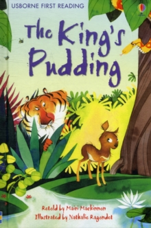 First Reading : The King's Pudding, Hardback Book