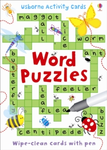 Word Puzzles, Novelty book Book