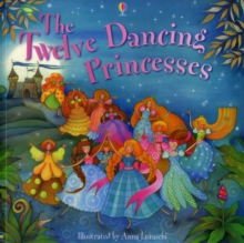 Twelve Dancing Princesses, Paperback Book