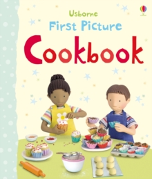 First Picture Cookbook, Board book Book