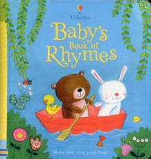 Baby's Book of Rhymes, Board book Book