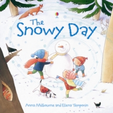 The Snowy Day, Paperback Book