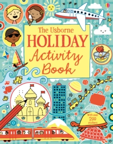 The Usborne Holiday Activity Book, Paperback Book
