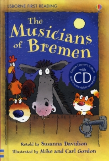 The Musicians of Bremen [Book with CD], CD-Audio Book