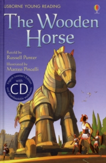 The Wooden Horse [Book with CD], Mixed media product Book