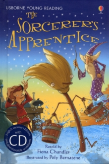 The Sorcerer's Apprentice [Book with CD], CD-Audio Book