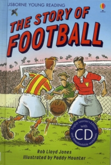 The Story of Football, Mixed media product Book