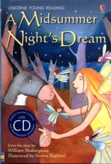 A Midsummer Night's Dream [Book with CD], CD-Audio Book