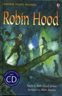 Robin Hood [Book with CD], CD-Audio Book