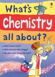 Whats Chemistry All About, Paperback Book