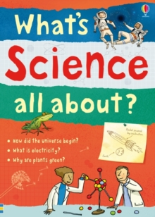 What's Science All About?, Paperback Book