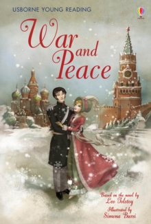 Young Reading War and Peace, Hardback Book