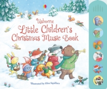 Little Children's Christmas Music Book, Hardback Book