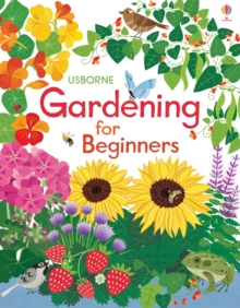 Gardening for Beginners, Spiral bound Book