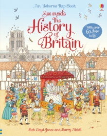 See Inside History of Britain, Hardback Book