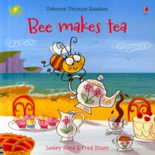 Bee Makes Tea, Paperback Book
