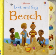 Look and Say: Beach, Board book Book