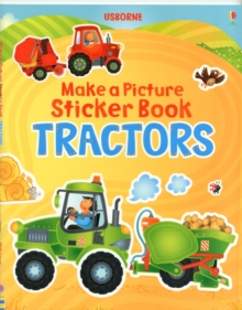 Tractor, Paperback Book