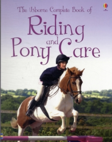 Complete Book of Riding and Ponycare, Paperback Book