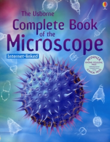 Complete Book of the Microscope, Paperback / softback Book