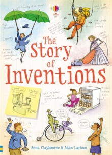 The Story of Inventions, Paperback Book