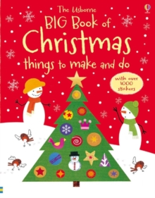 Big Book of Christmas Things to Make and Do, Paperback Book