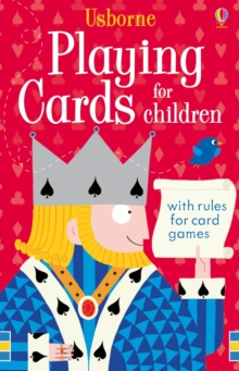 Playing Cards for Children, Novelty book Book
