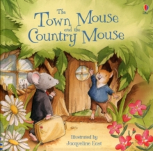 The Town Mouse & the Country Mouse, Paperback Book