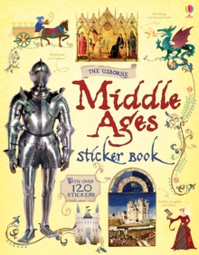 Middle Ages Sticker Book, Paperback / softback Book