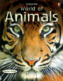 World of Animals, Paperback Book