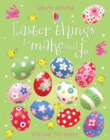 Easter Things to Make and Do, Paperback Book
