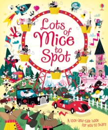 Lots of mice to spot, Paperback Book