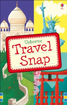 Travel Snap, Undefined Book