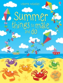 Summer Things to Make and Do, Paperback / softback Book
