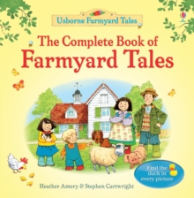 Complete Book of Farmyard Tales - 40th Anniversary Edition, Hardback Book